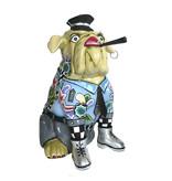 Toms Drag Estatua de perro Sargento Davis - L