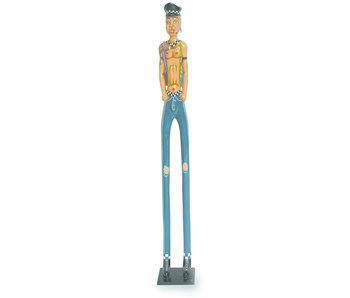 Toms Drag Charakterbild Bodybuilder Arnie