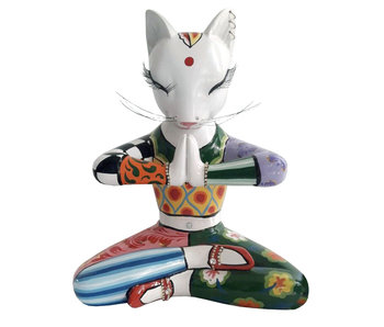 Toms Drag Yoga cat Sadhu - L