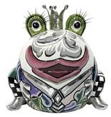Toms Drag Froschkönig Marvin, Gold