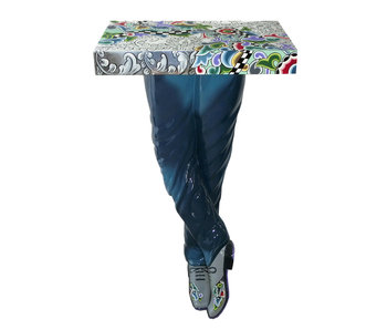 Toms Drag Table, console table Mens´s Legs