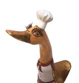 Toms Drag Duck chef Alain