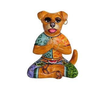 Toms Drag Yogahund Rishi - L