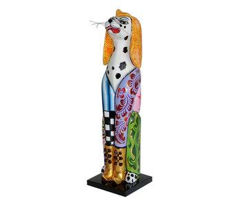 Toms Drag Hond Dalmatiër Dusty - S