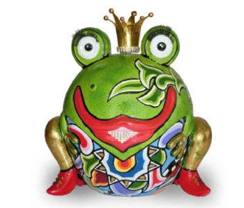 Toms Drag Froschkönig Carlos XL