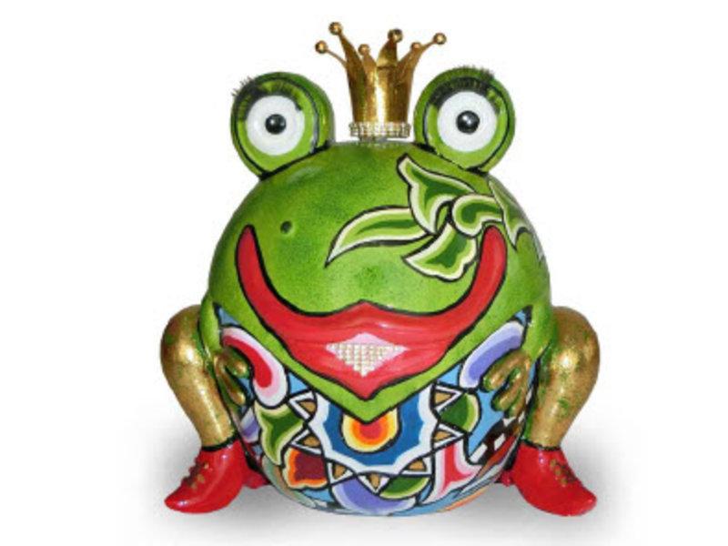 Toms Drag Decorative frog statue