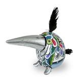 Toms Drag Bird statue, Toucan Alfonso