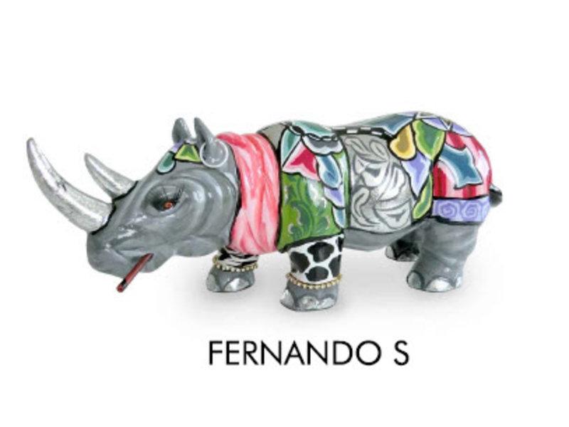 Toms Drag Nashorn  Statue Fernando  - S