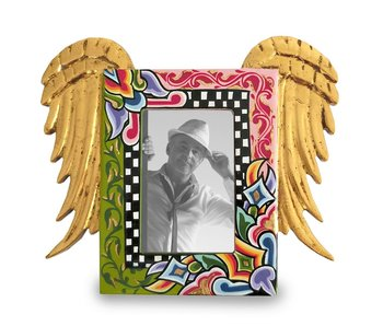 Toms Drag Picture frame  Wings - S