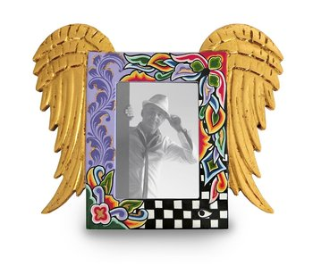 Toms Drag Picture frame  Wings  - M