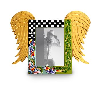 Toms Drag Picture frame  Wings - L