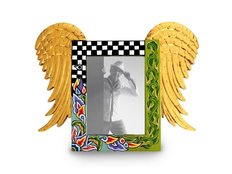Toms Drag Bilderrahmen, Fotorahmen  23,3 x 28 x cm, Foto 13 x 17 cm