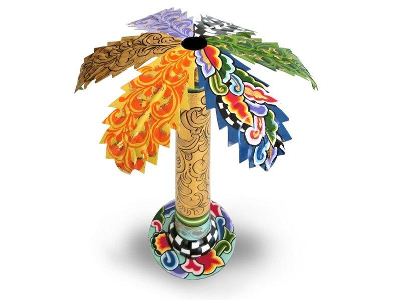 Toms Drag Kaarsenstandaard Palm tree, palmboom