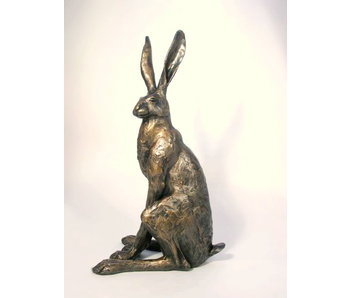 Frith Hase Statue, sitzend