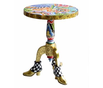 Toms Drag Side -Table,  round