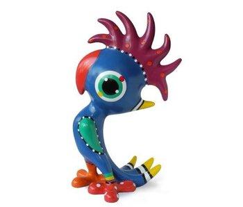 Jacky Art Kunstobjekt Kakadu Pex, Papagei