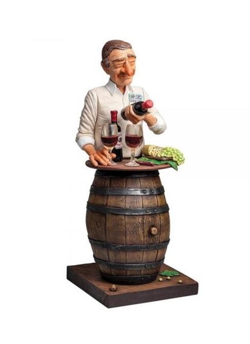 Forchino The Wine Lover / l'Amateur de Vin