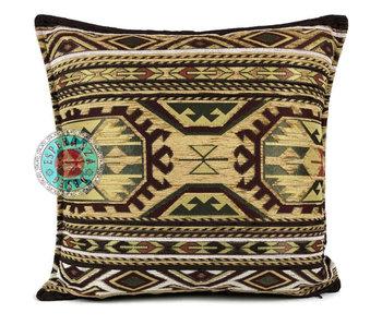 BoHo Bohemian cushion cover Maya OGB 45 x 45 cm