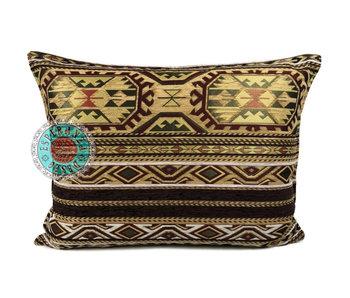 BoHo Bohemian cushion Maya OGB - 50 x 70 cm