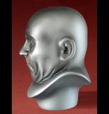 Mouseion Estreñimiento, busto de Getty