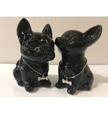 Chihuahua en Franse bulldog - spaarpotjes
