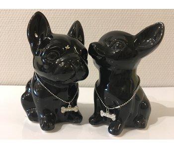 Moneybox dog couple