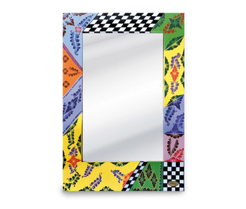 Toms Drag Mirror, rectangle 90 cm