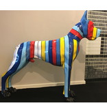 Deense Dog geschikt voor binnen en buiten