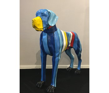 Great Dane, art statue, garden statue XL