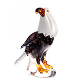 Glass object eagle, bird of glass