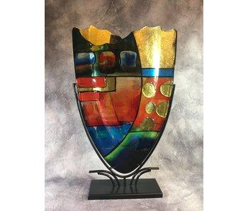 Vase Arabia auf Ständer - XL