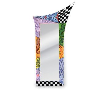 Toms Drag Mirror A-symmetrical  100 cm