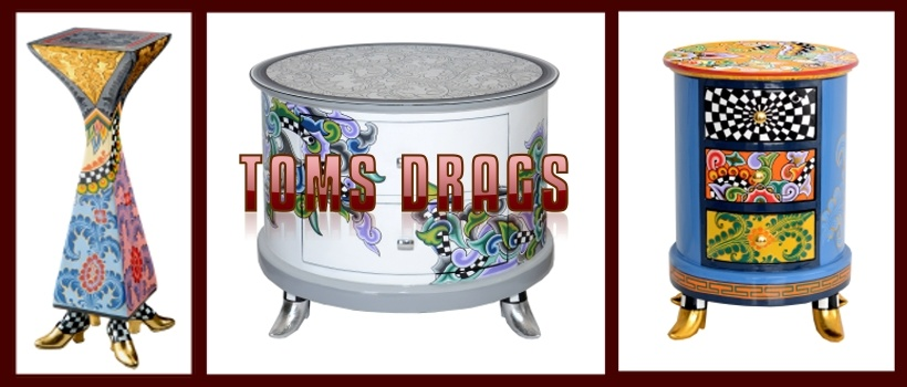 Toms Drags side-tables