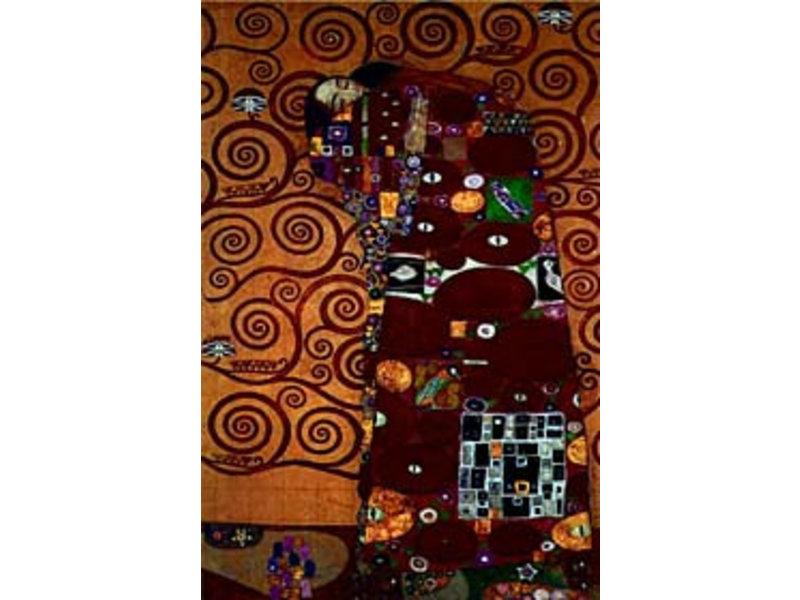 Mouseion Klimt figurine The Fulfilment - L