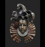 Mascarade Body Talk Mascarade collection, Venetian mask IL Giullare