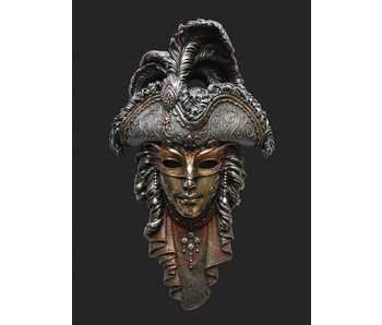 Mascarade Body Talk Máscara veneciana IL PIRATA