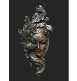 Mascarade Body Talk Mascarade collectie, Venetiaans masker IL PAVONE