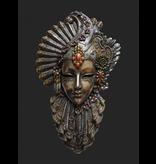 Mascarade Body Talk Mascarade collectie, Venetiaans masker IL GIOIELLO