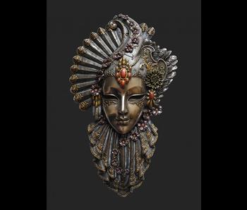 Mascarade Body Talk Venezianische Maske IL GIOIELLO
