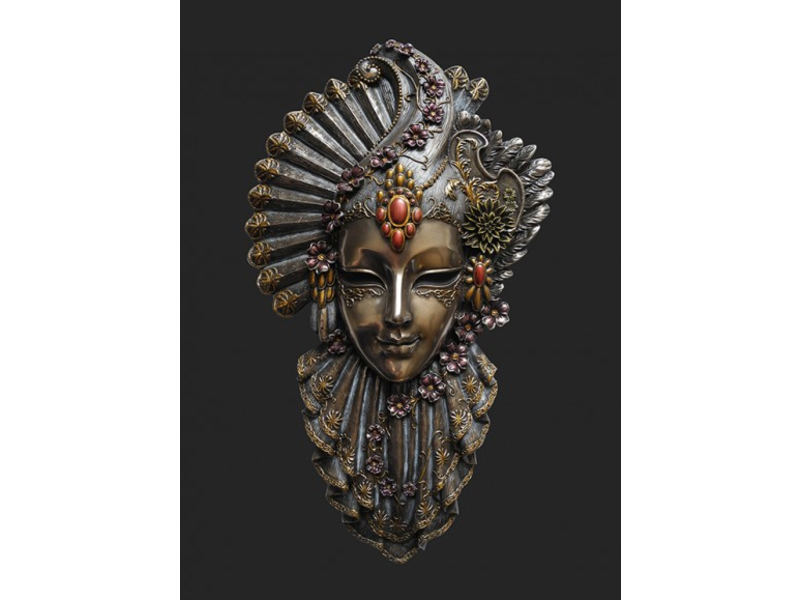 Mascarade Body Talk Mascarade-Sammlung, venezianische Maske IL GIOIELLO