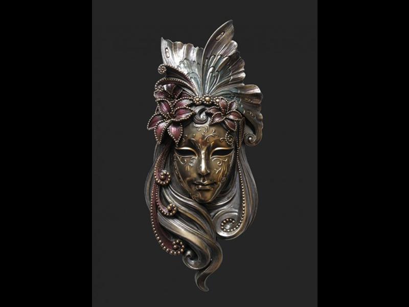 Mascarade Body Talk Mascarade-Sammlung, venezianische Maske IL GIGLIO