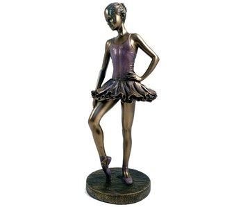 Body Talk Ballet dancer figurine Pointe - M