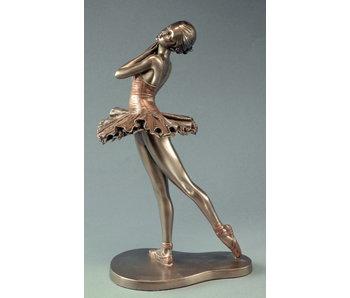 Body Talk Balletdanseres beeldje Balance - M