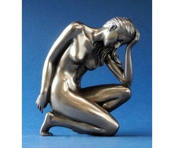BodyTalk Weiblicher Akt-Skulptur