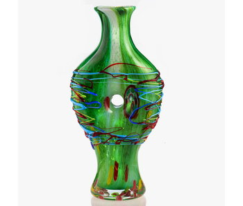 Vase Fantasy Green
