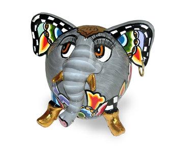 Toms Drag Elephant  Hathi - Gold