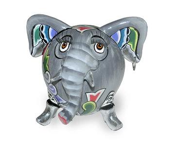 Toms Drag Elephant  Hathi - Silver