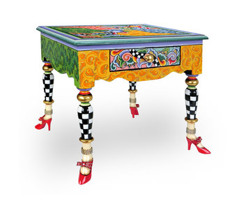 Toms Drag Side table Versailles - colorful