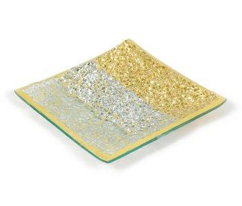 Ashleigh & Burwood Gold and Riches - placa de mosaico -M-