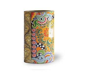 Toms Drag Metal vase, oval - S